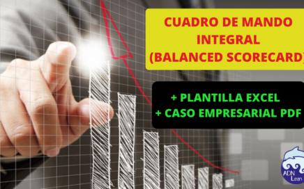 Implementa un Cuadro de Mando Integral (BSC) paso a paso + plantilla gratuita en excel